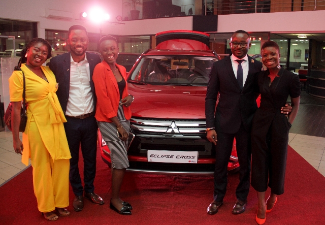 CFAO unveils latest Mitsubishi Eclipse Cross