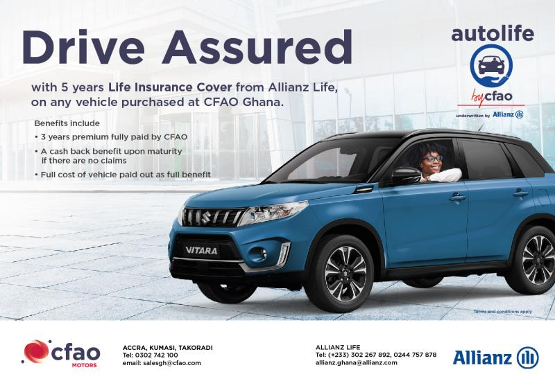 "CFAO Ghana and Allianz Life Insurance launch ""AutoLife by CFAO"""