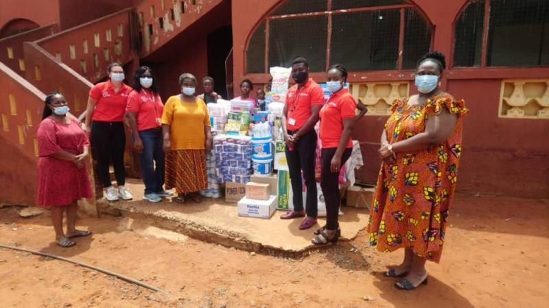 CFAO Donates to MAHLEF Foundation