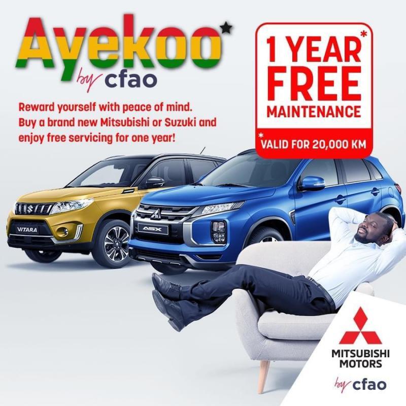 CFAO AYEKOO PACKAGE